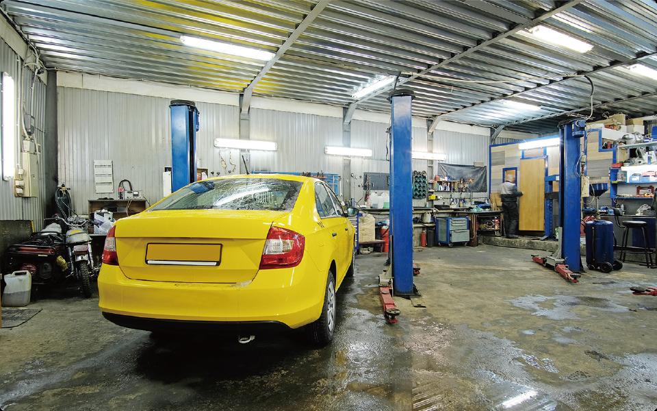 自動車修理販売事業「buv japan」