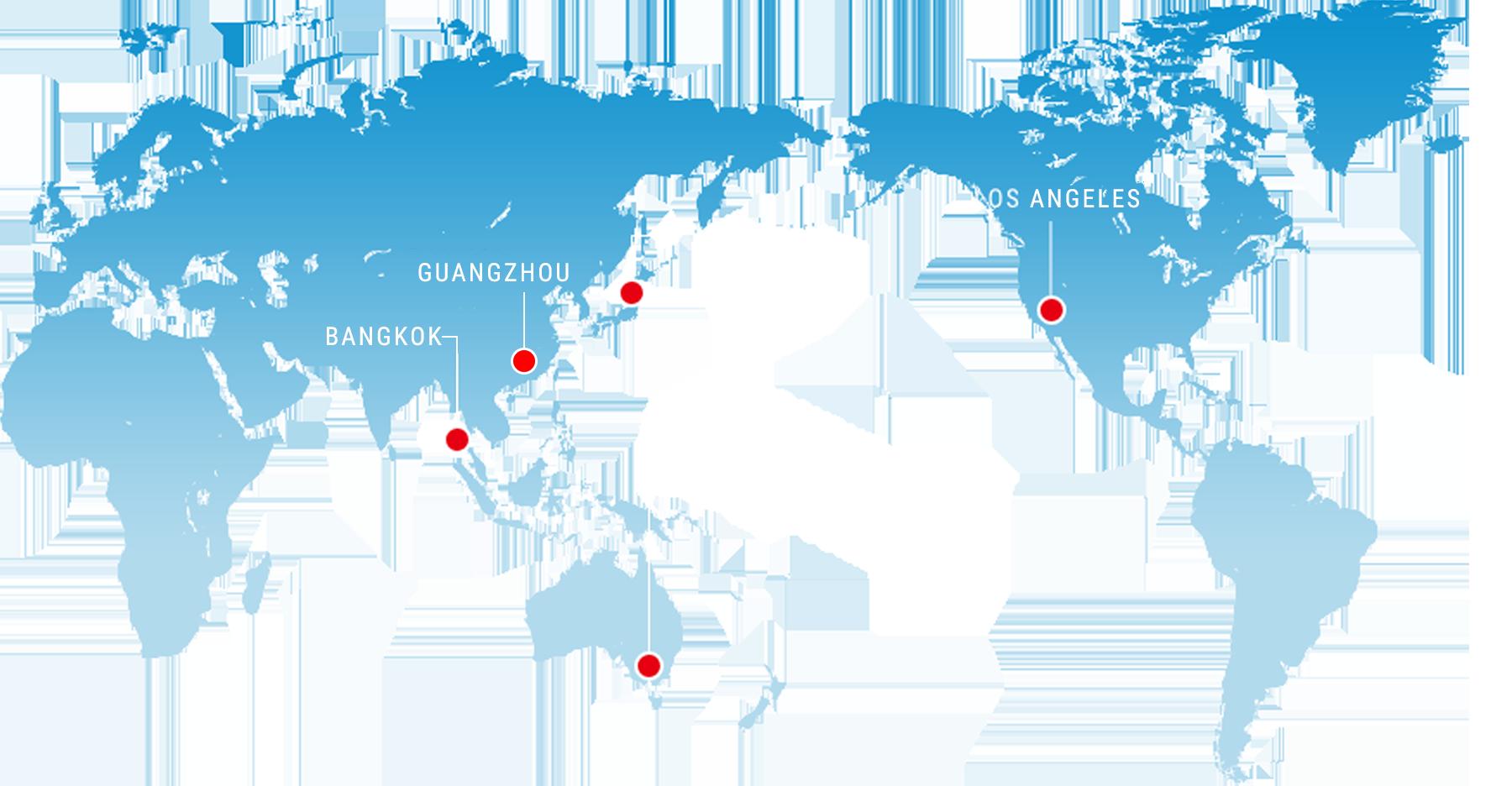 グローバル拠点